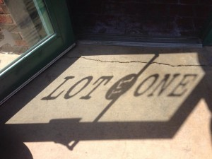 Lot One Window Shadow